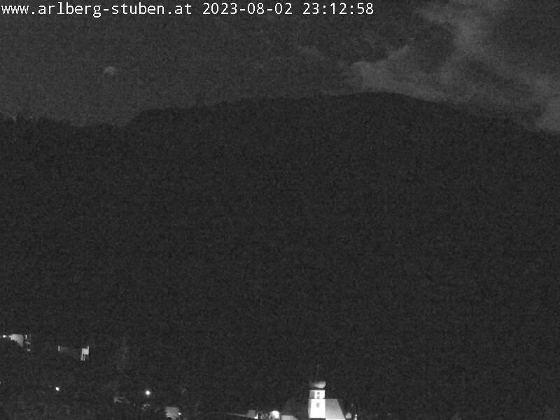 Webcams Stuben am Arlberg